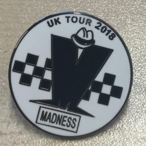 Madness/Ska Badges
